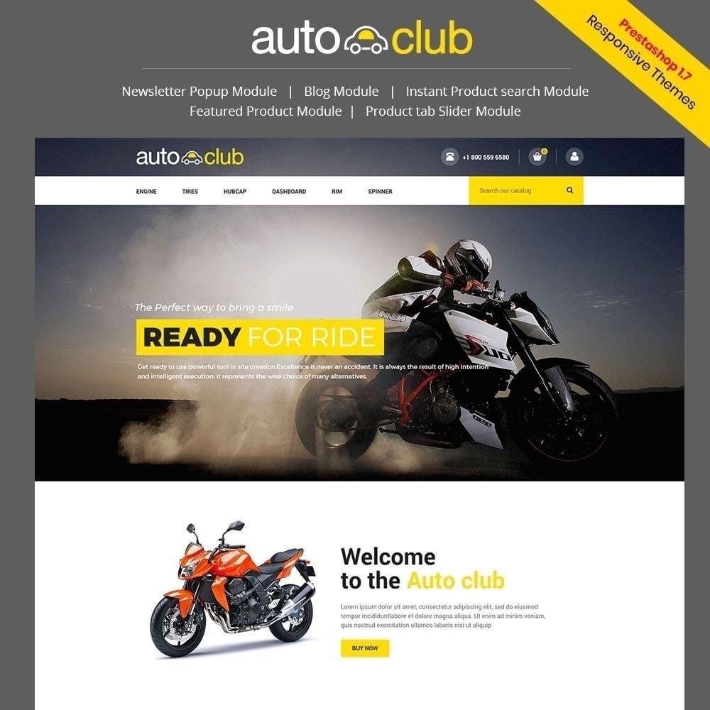 theme - Carros & Motos - Peça Automática - Loja de Ferramentas - 2
