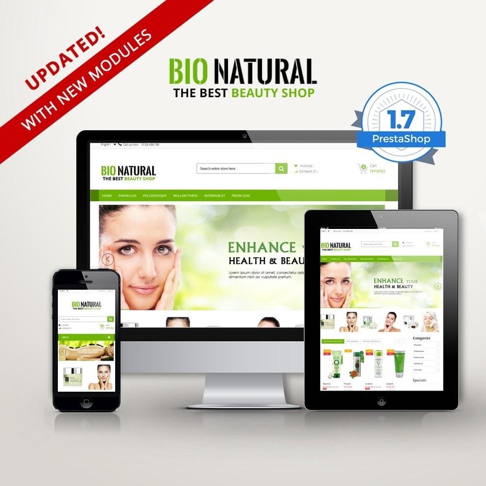 theme - Salute & Bellezza - Ultra Bio Naturals Premium - 1