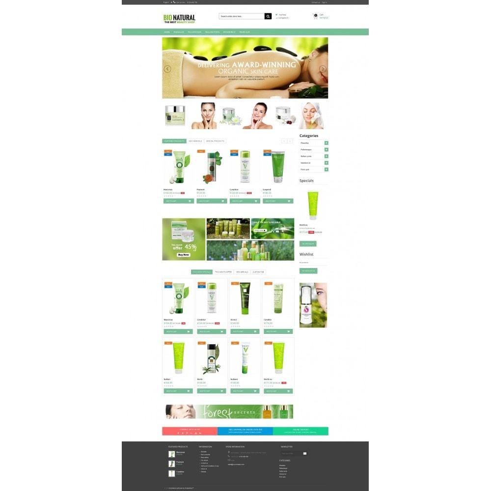 theme - Здоровье и красота - Ultra Bio Naturals Premium - 5