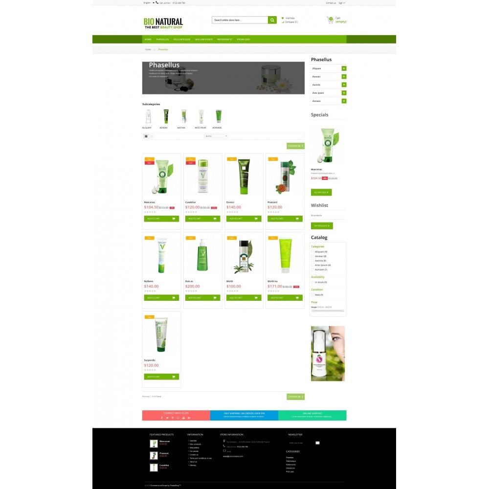 theme - Здоровье и красота - Ultra Bio Naturals Premium - 7
