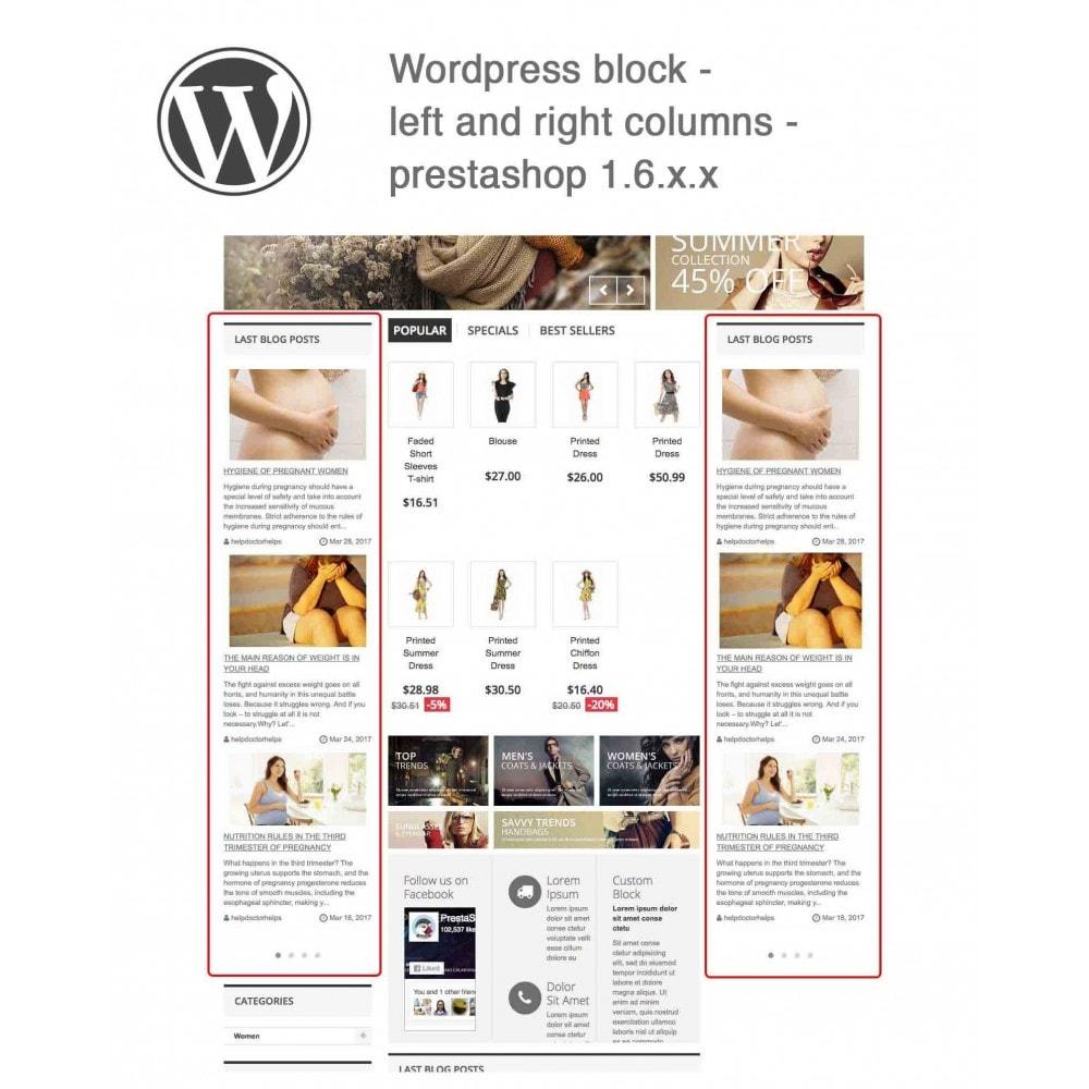 module - Блог, форумов и новостей - Block Last Wordpress Blog Posts - 6
