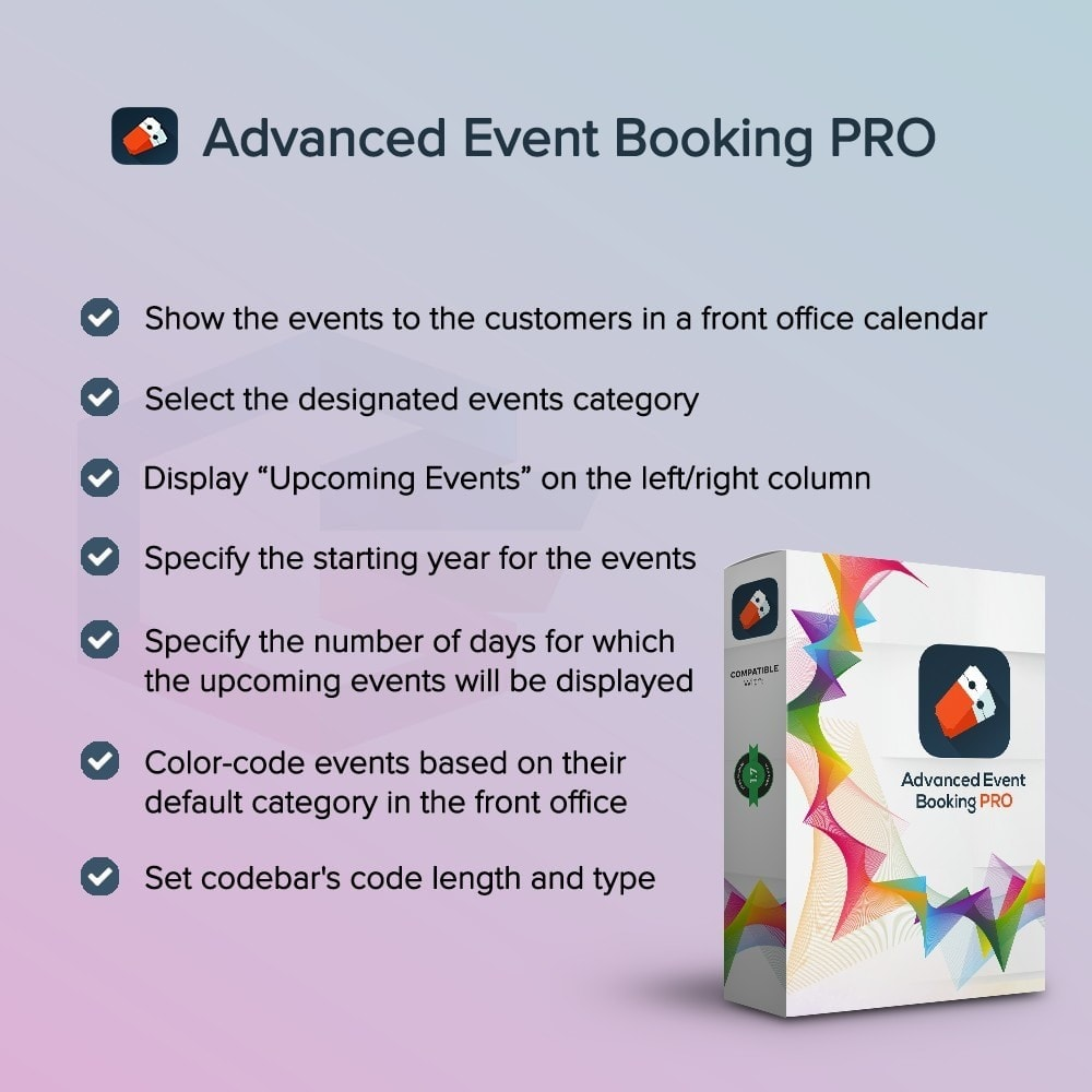 module - Location & Réservation - Gestionnaire de réservation d'événements PRO - 1