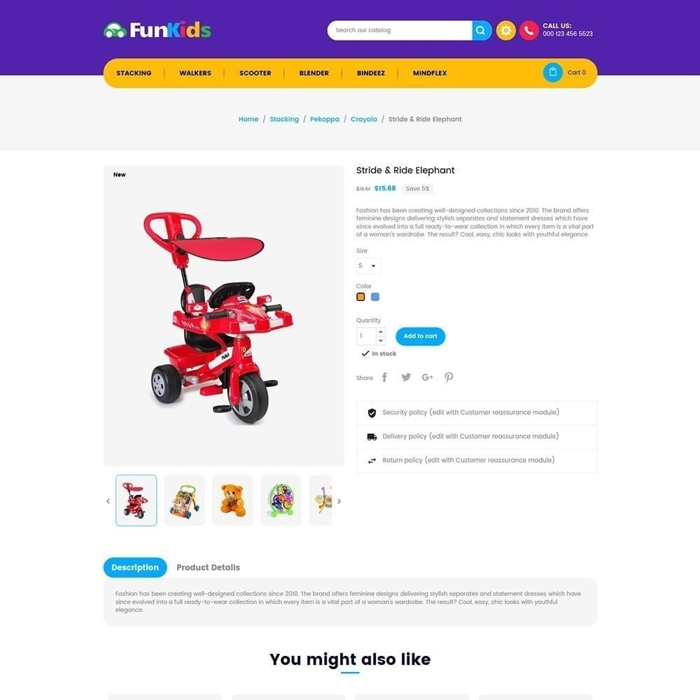 theme - Kinder & Spielzeug - Fun Kids - Spielwarengeschäft - 4