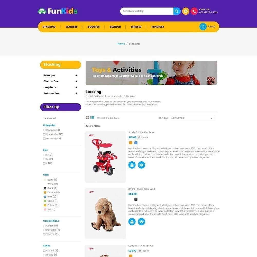 theme - Bambini & Giocattoli - Fun Kids - Toy Store - 6