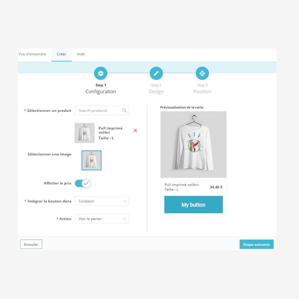 module - Blog, Forum & Actualités - Buy Button Premium (Blog et SEO) - 5