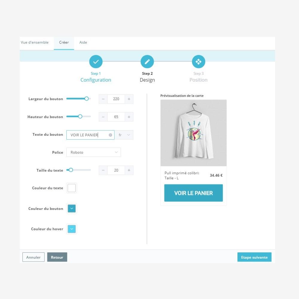 module - Blog, Forum & Actualités - Buy Button Premium (Blog et SEO) - 6