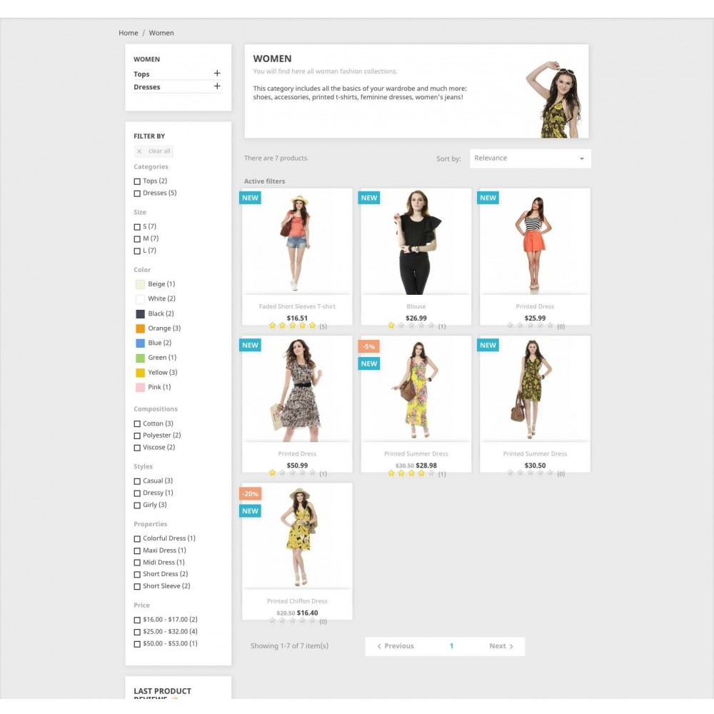 module - Comentarios de clientes - Product reviews simple + - 8