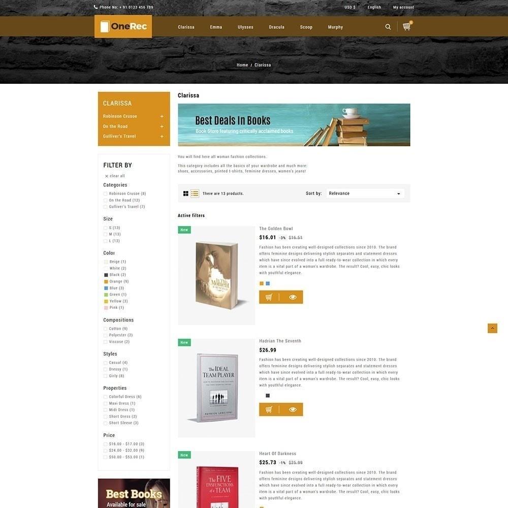 theme - Art & Culture - One Rec Book Store - 5