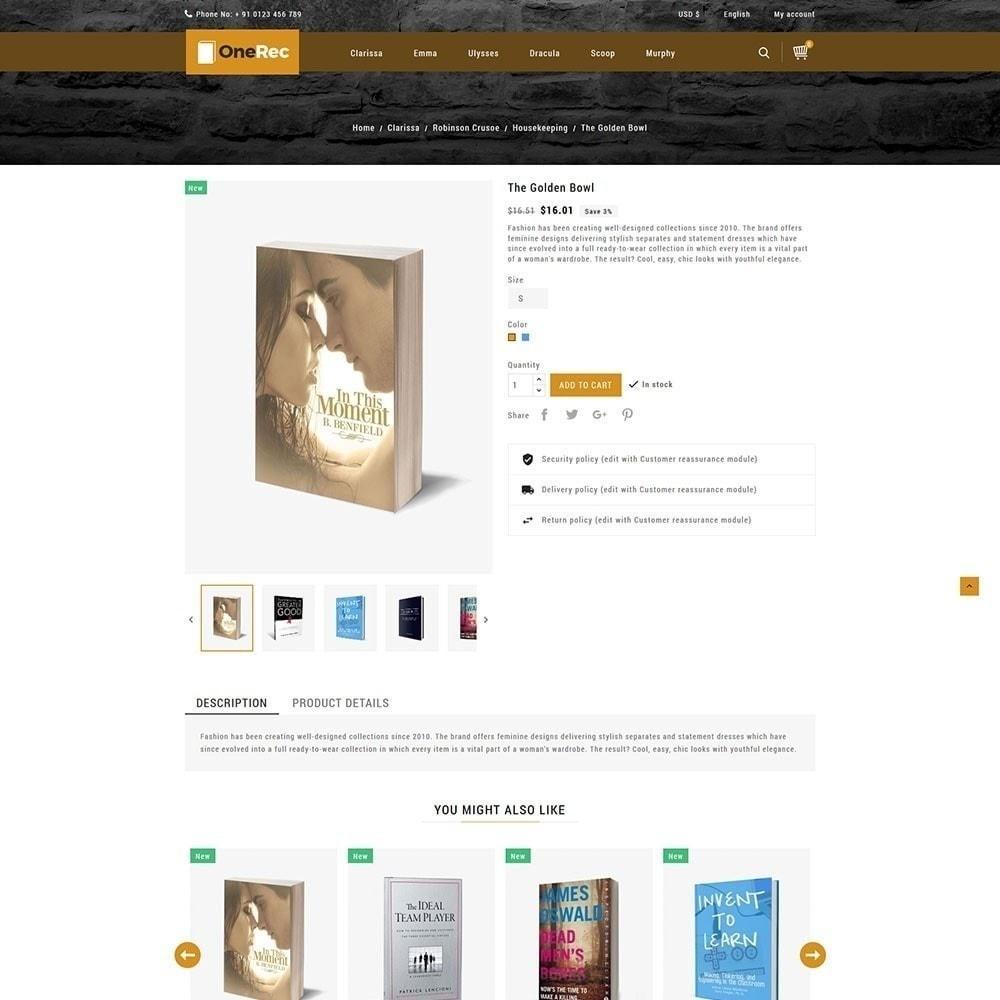 theme - Kunst & Kultur - One Rec Book Store - 4