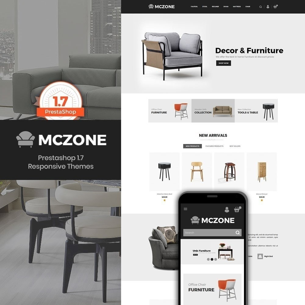 theme - Kunst & Cultuur - MacZone Furniture Store - 2