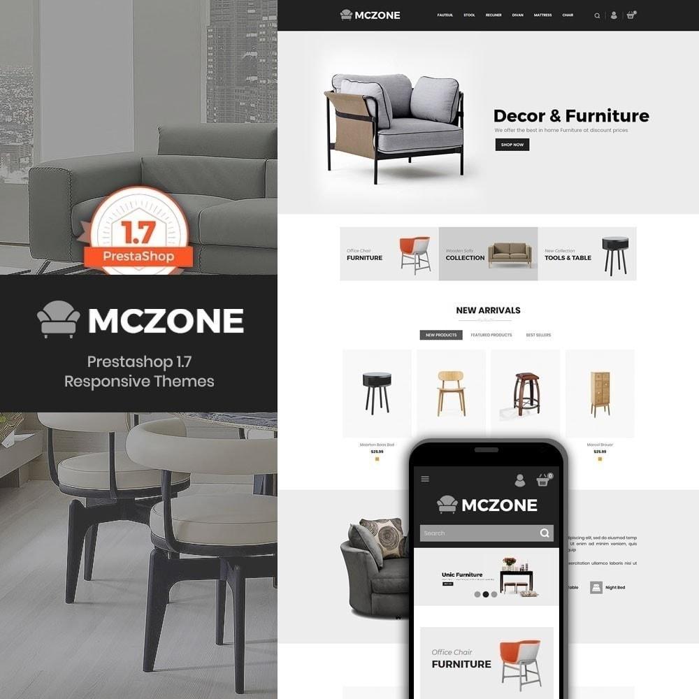 theme - Искусство и Культура - Мебельный магазин MacZone - 2