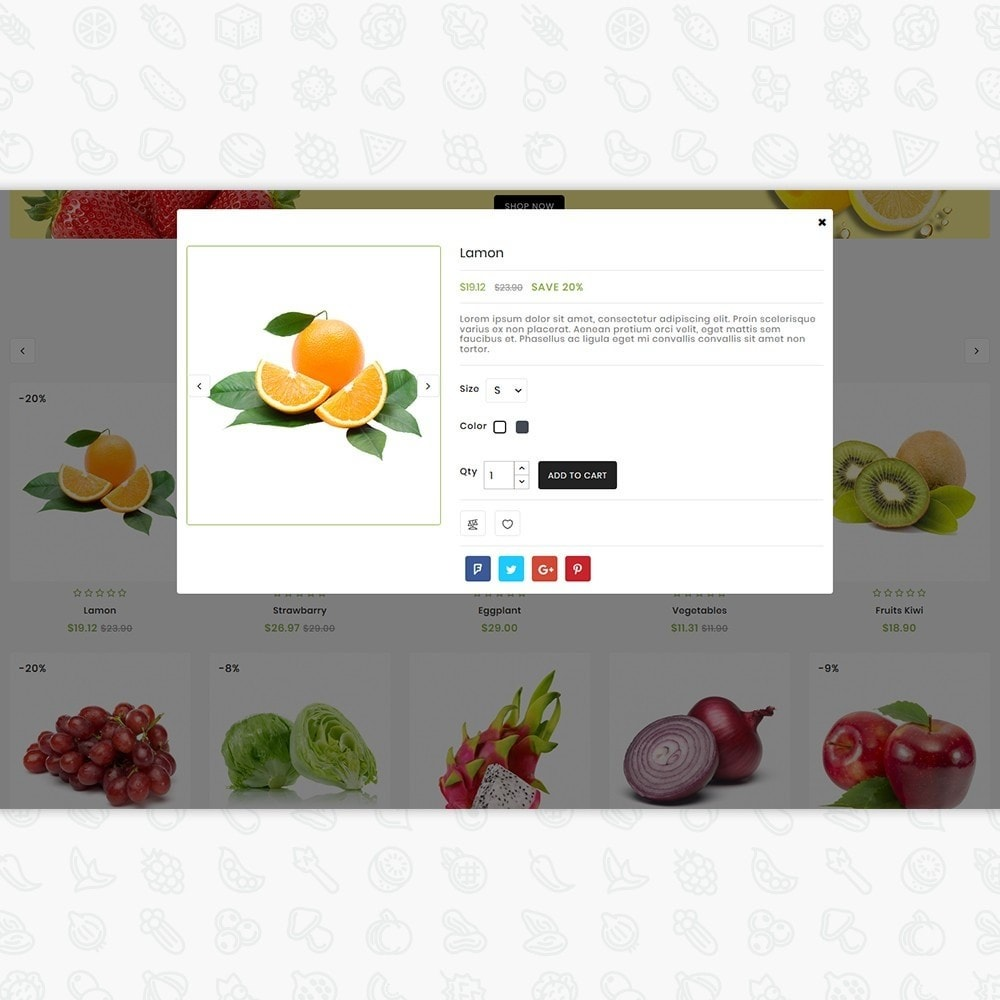 theme - Food & Restaurant - Freshfood The Best Organic Food - 7