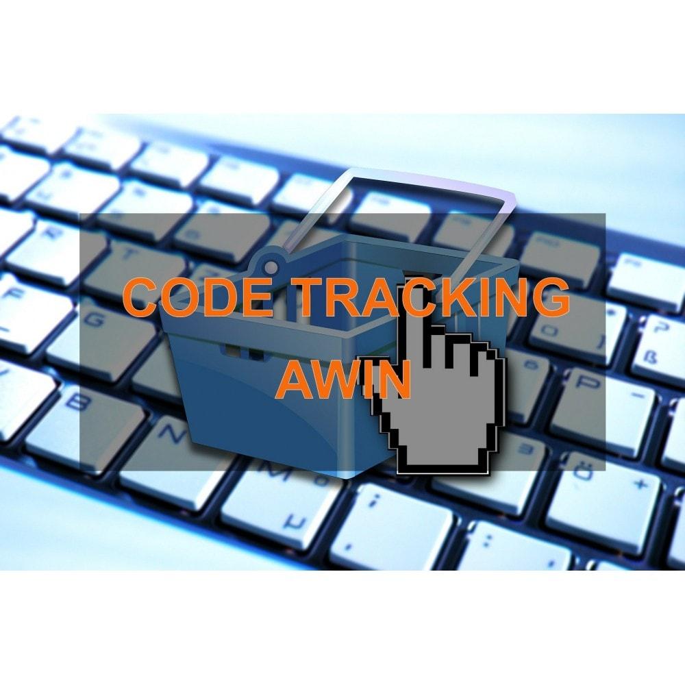 module - Fidelização & Apadrinhamento - Tracking Awin - 1