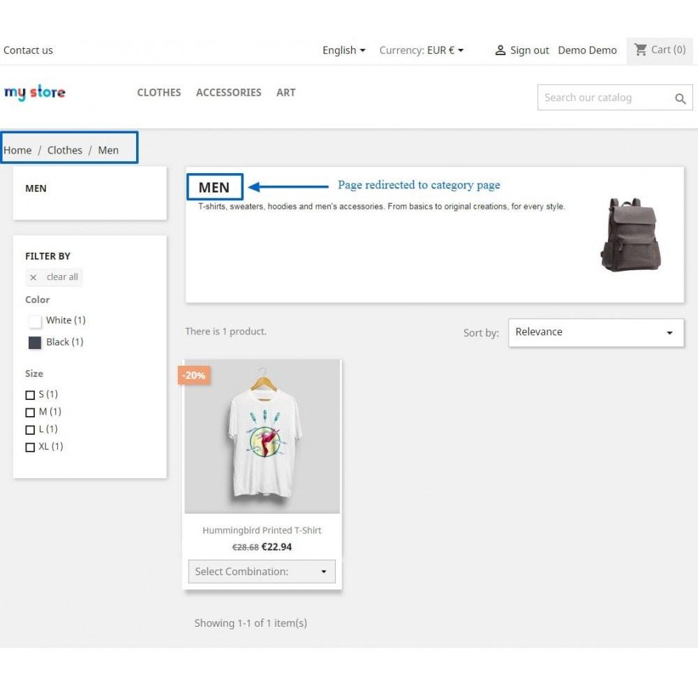 module - Déclinaisons & Personnalisation de produits - Show Product Combination - 9