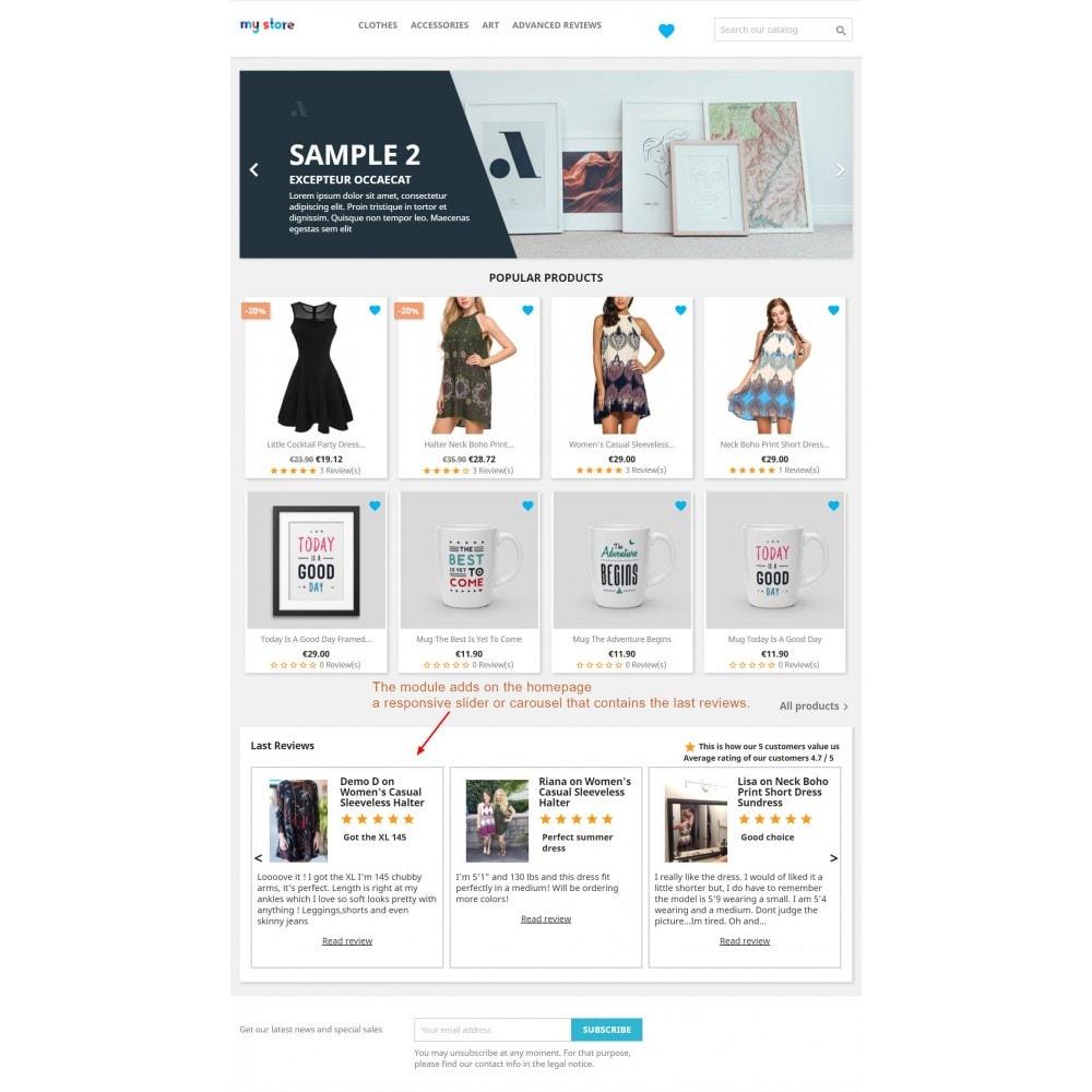module - Customer Reviews - Advanced Reviews: Photos, Reminder, Google Snippets - 4