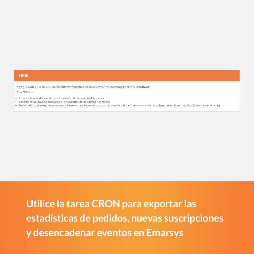 module - Remarketing y Carritos abandonados - Emarsys - 5