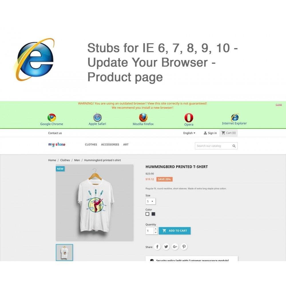 module - Миграции и сохранения данных - Stubs for IE 6,7,8,9,10 - Update Your Browser - 2