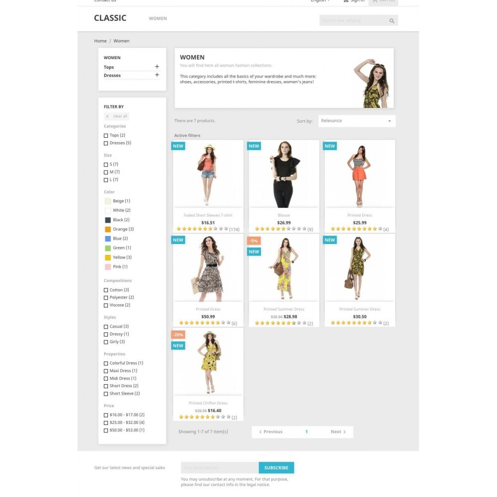 module - Opiniões de clientes - Product ratings - 3