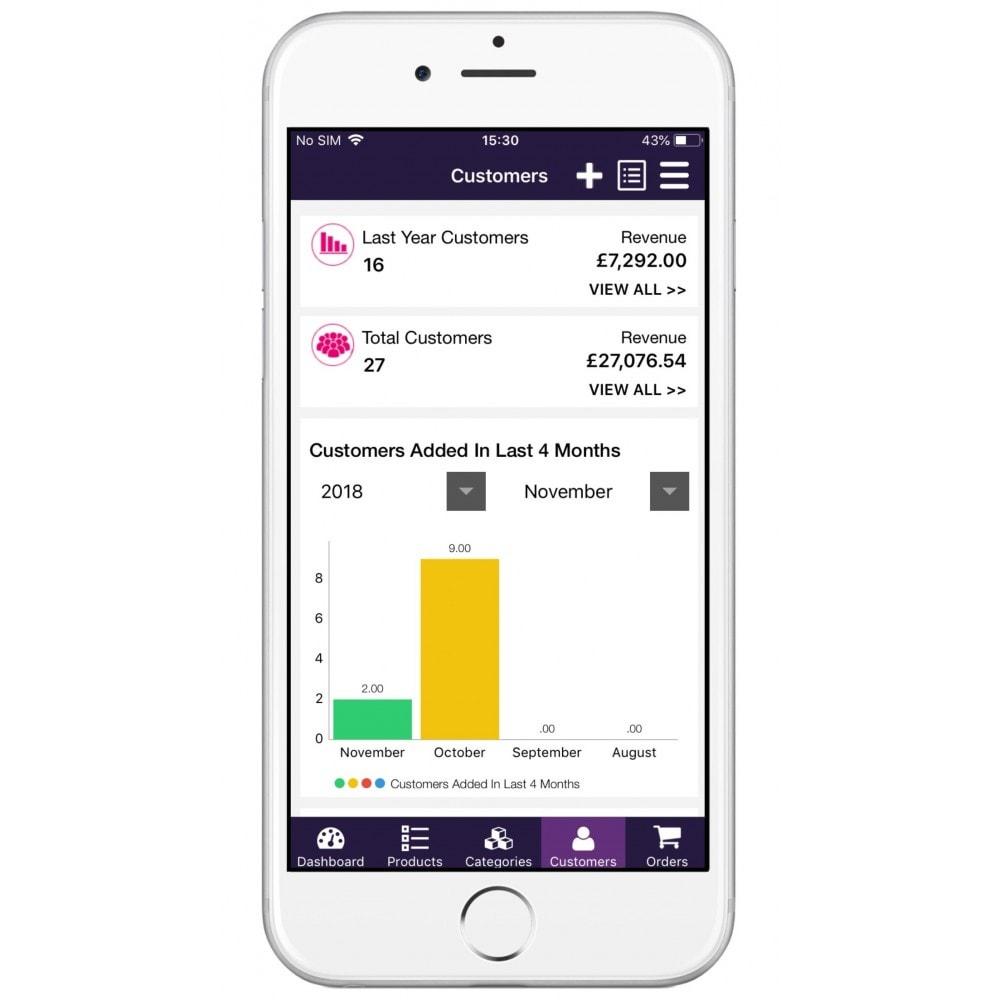 module - Mobiele apparaten - Admin Mobile App - 4
