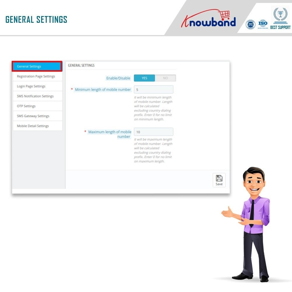 module - Social Login & Connect - Knowband - Mobile Login - 4