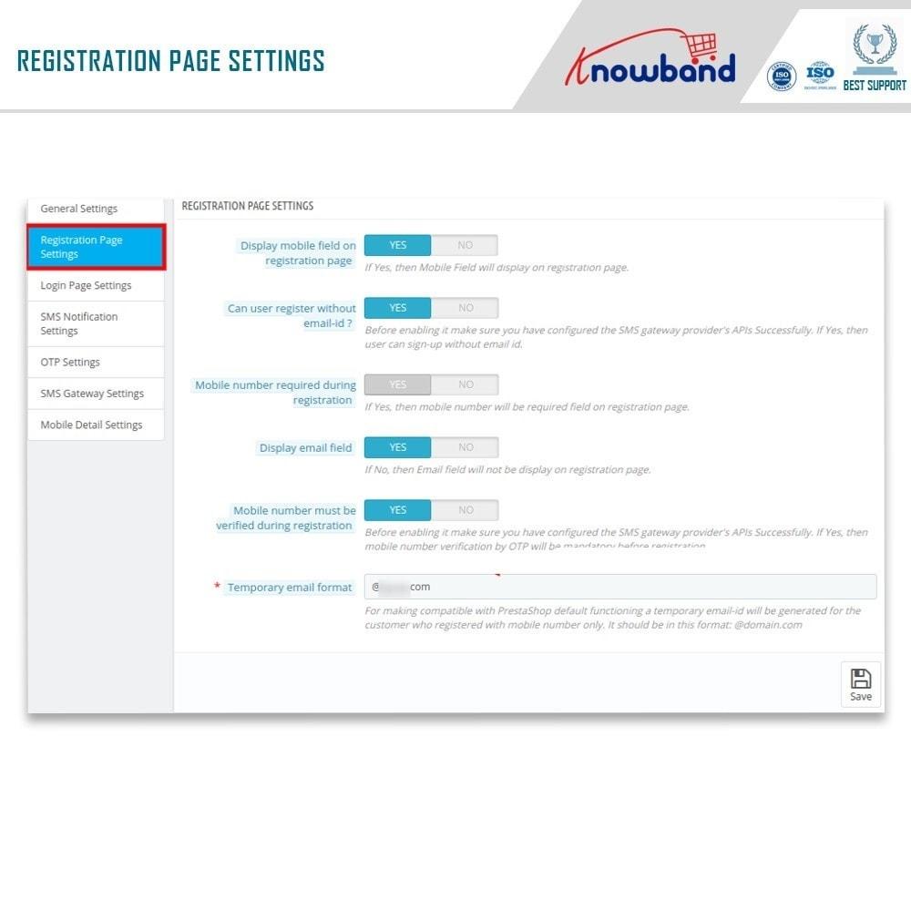 module - Social Login & Connect - Knowband - Mobile Login - 5