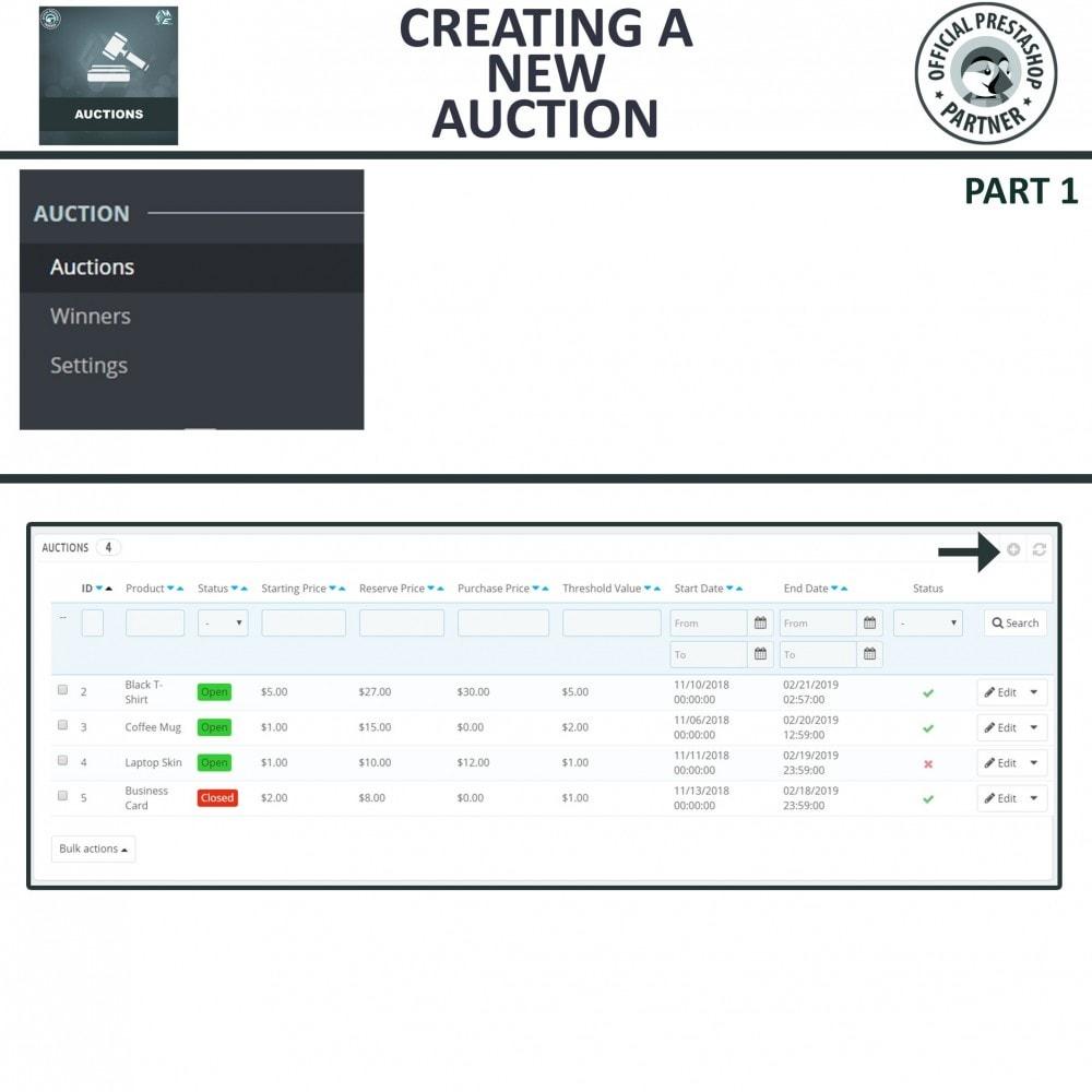 module - Auction Site - Auction Pro, Online Auctions & Bidding - 17