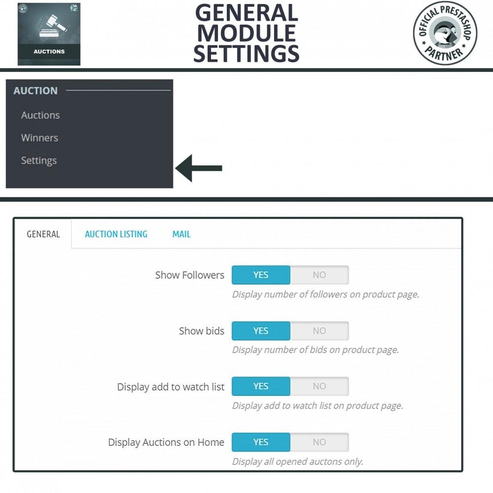 module - Auction Site - Auction Pro, Online Auctions & Bidding - 24