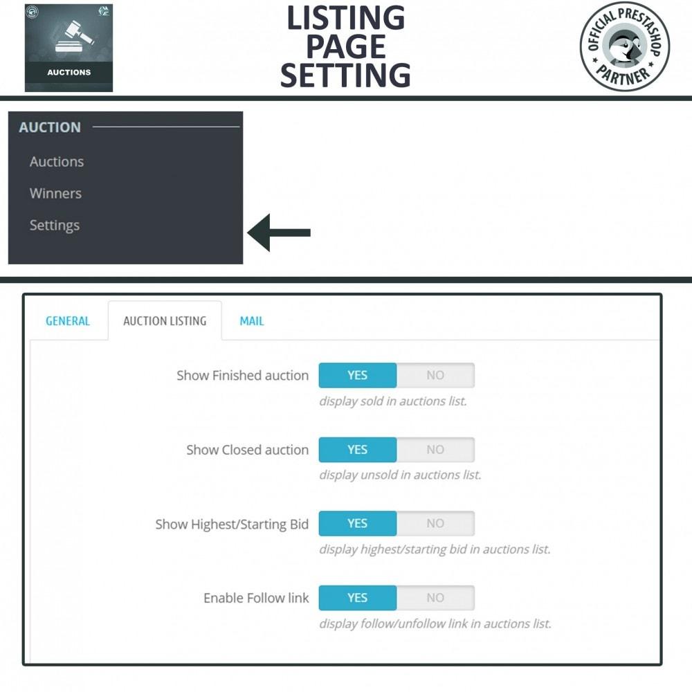 module - Auction Site - Auction Pro, Online Auctions & Bidding - 26