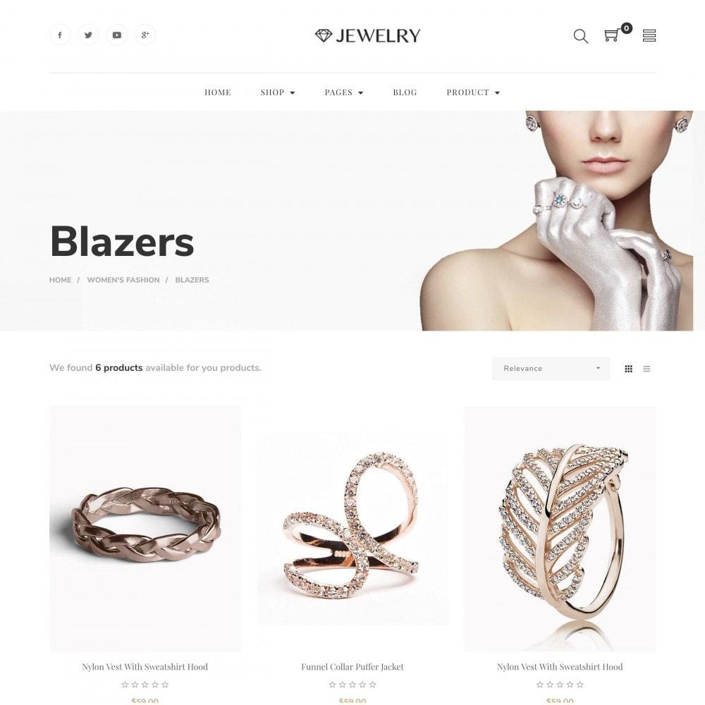 theme - Bellezza & Gioielli - Babi - Jewelry Store eCommerce Bootstrap 4 Template - 3