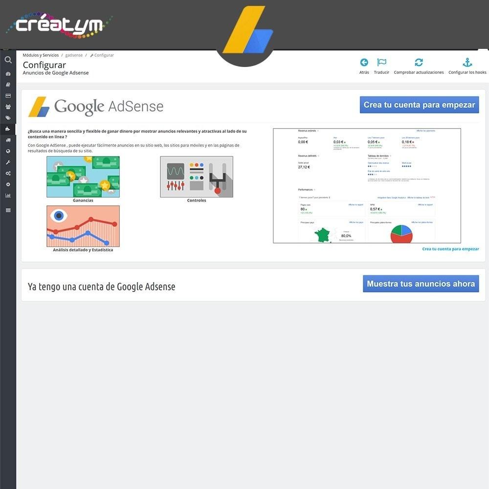 module - SEM SEA - Posicionamiento patrocinado & Afiliación - Google Adsense - 2