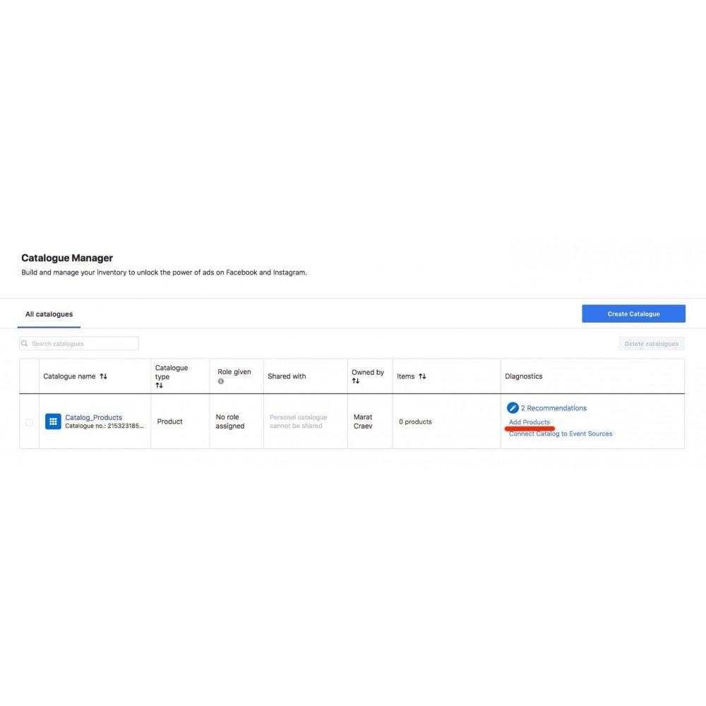 module - Importación y Exportación de datos - Product Catalog Export for Dynamic ads in 3 min - 13