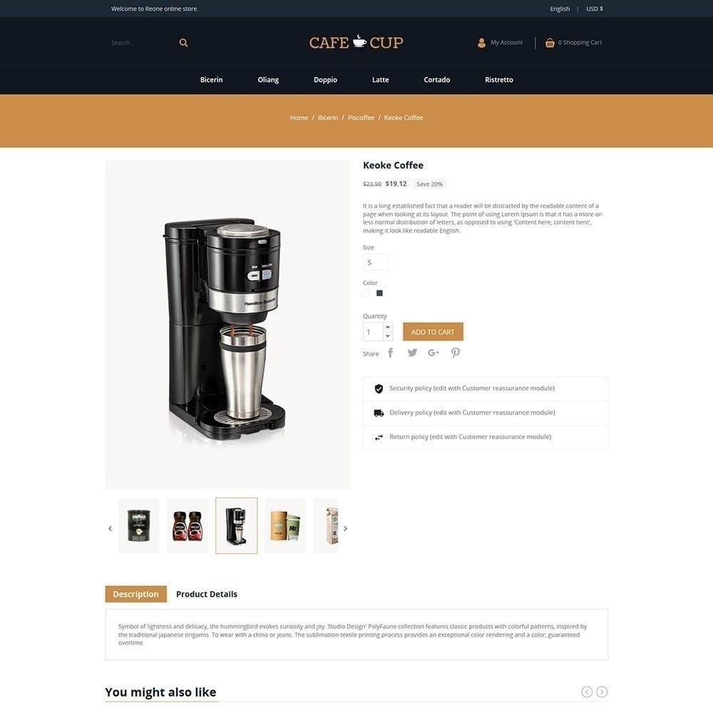 theme - Lebensmittel & Restaurants - Kaffeetasse - Coffee Store - 5
