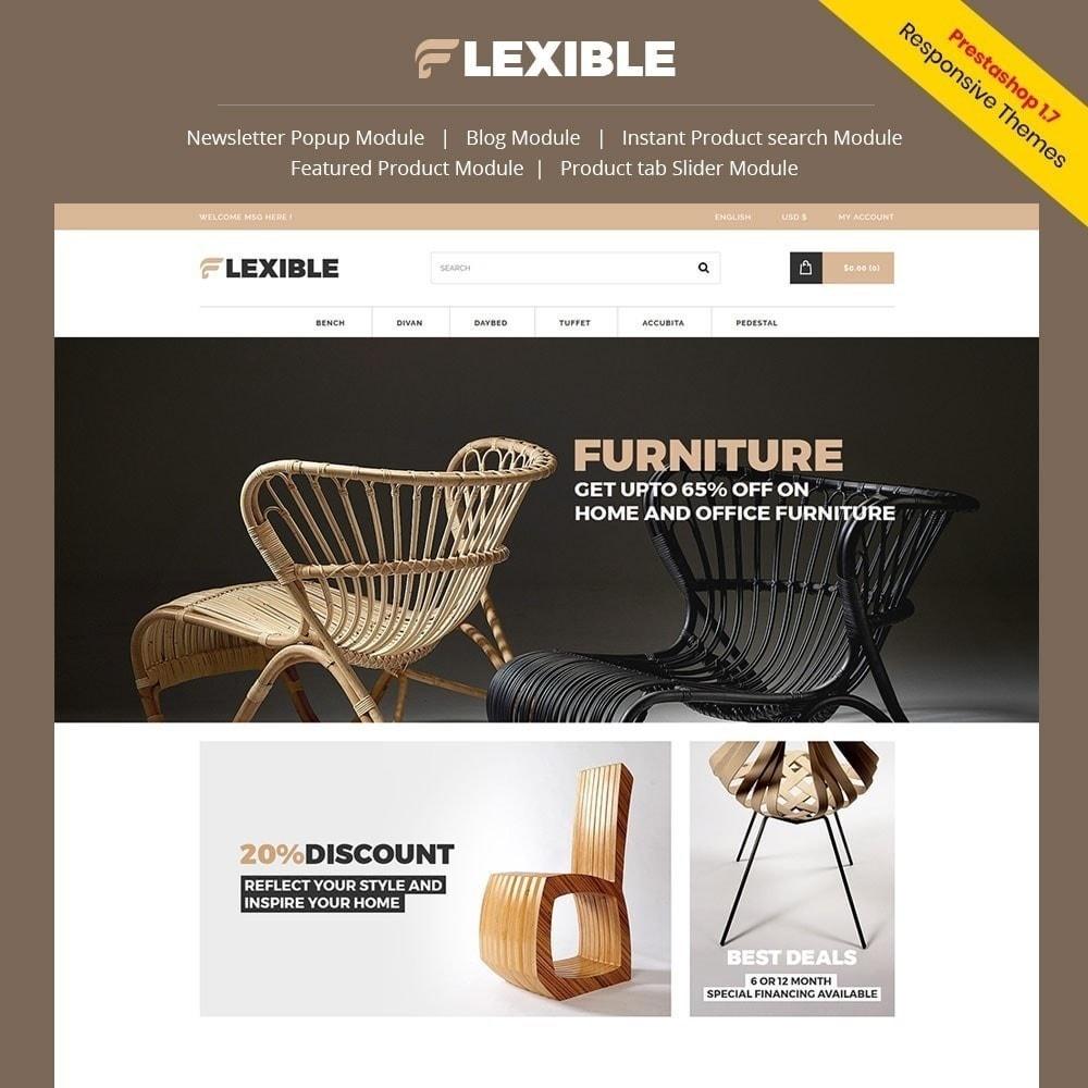 theme - Moda & Calçados - Loja de Móveis Flexível - 2