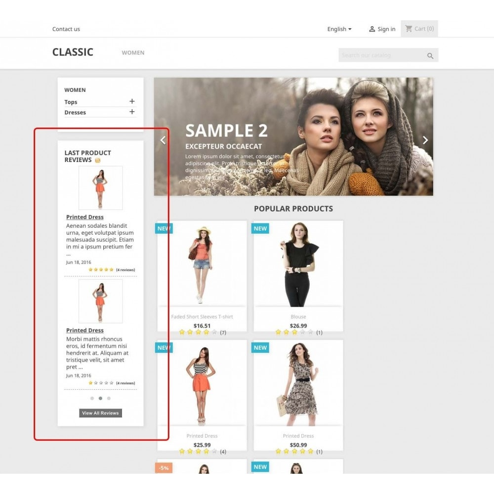 module - SEO - Product reviews + Google Snippets, Breadcrumb, Rich Pin - 7