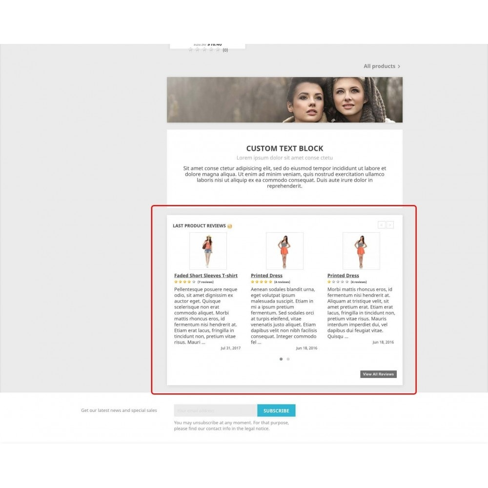 module - SEO - Product reviews + Google Snippets, Breadcrumb, Rich Pin - 8