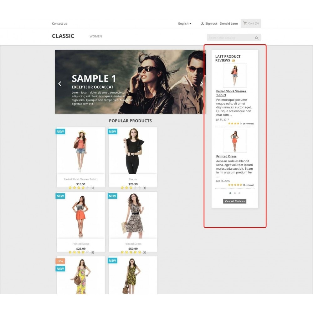 module - SEO - Product reviews + Google Snippets, Breadcrumb, Rich Pin - 11