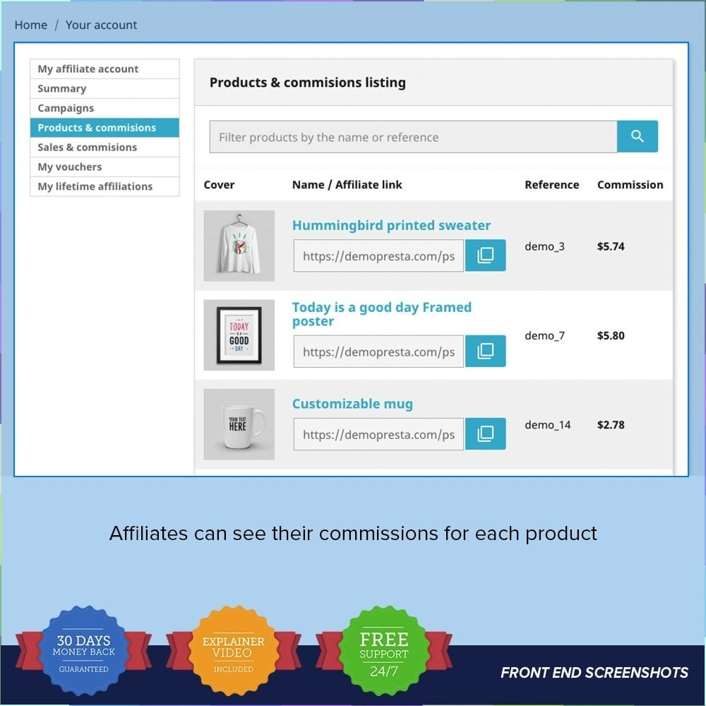 module - Платная поисковая оптимизация - Full Affiliates - 2