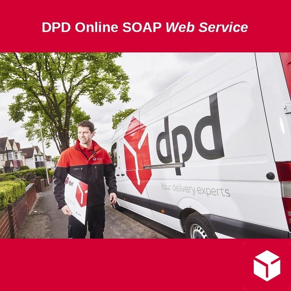 module - Подготовка и отправка - SOAPDPD - 1