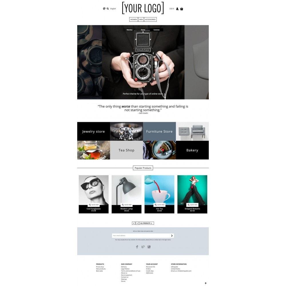 theme - Arte y Cultura - Inverted Dark - 3
