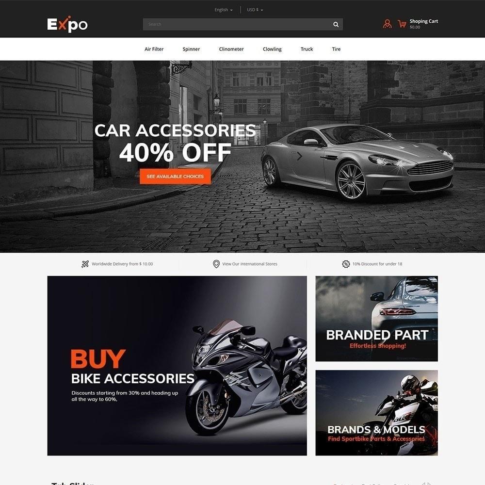 theme - Autos & Motorräder - Werkzeug - Auto Store - 3