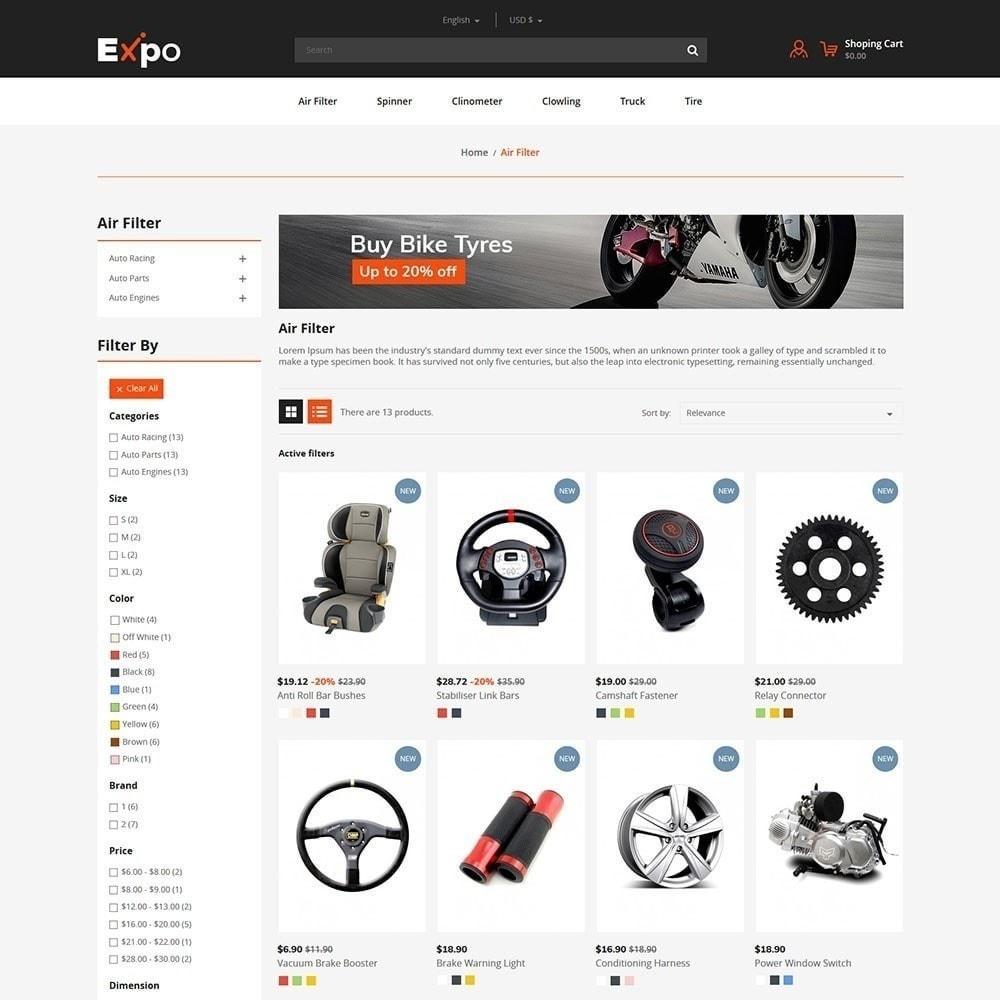 theme - Autos & Motorräder - Werkzeug - Auto Store - 4