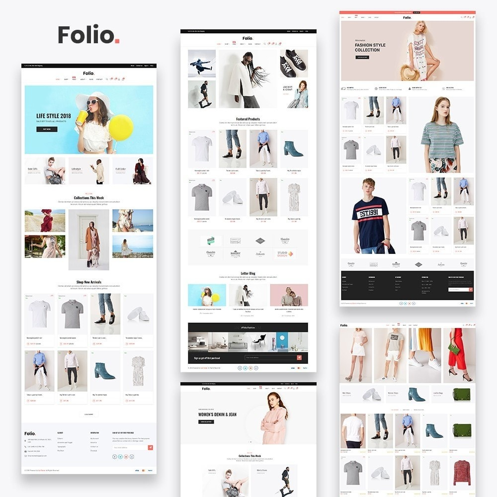 theme - Kinder & Spielzeug - Folio Fashion Stores | Clothing | Bags | Shoes - 2
