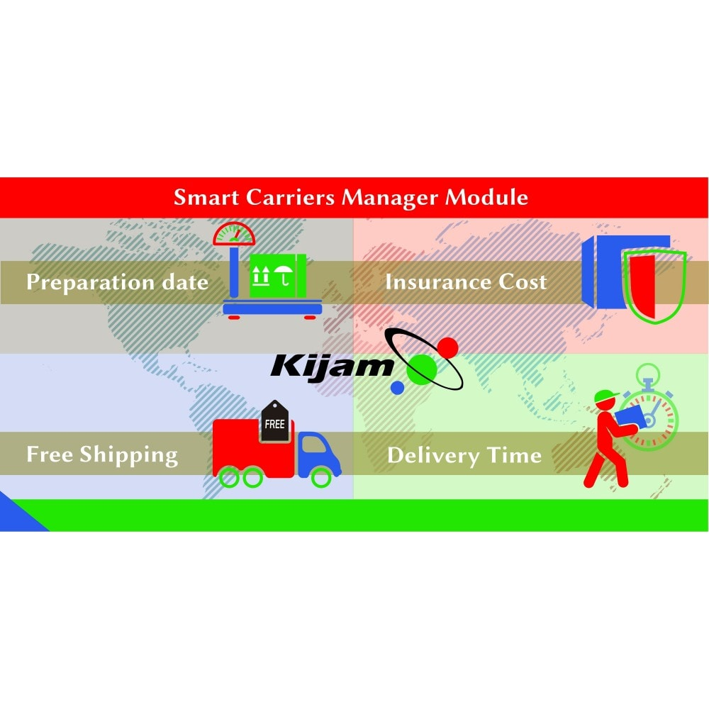 module - Corrieri - Smart Carriers Manager - 1