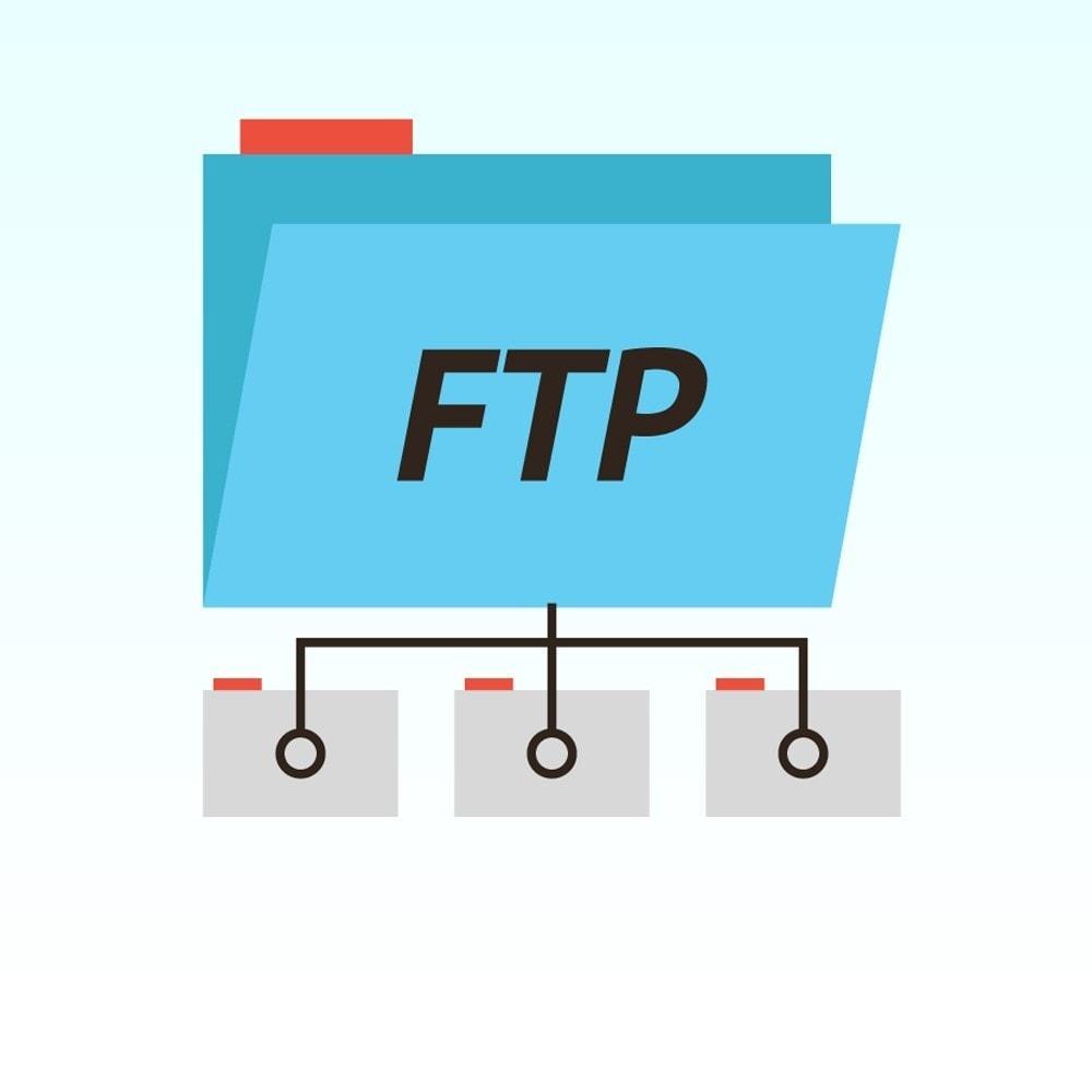 module - Инструменты администрирования - FTP редактор в админ панели - 1