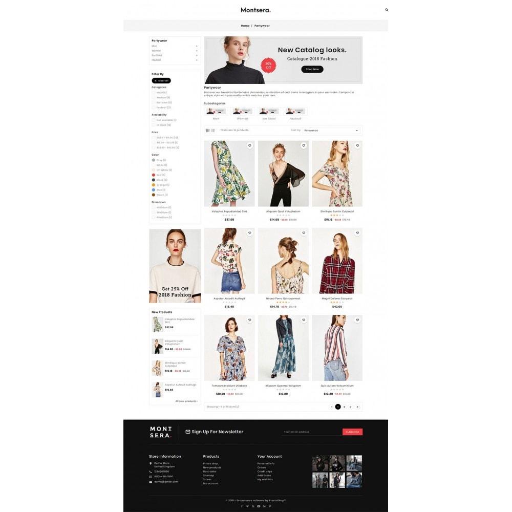 theme - Mode & Chaussures - Monstera Fashion Catalog - 3