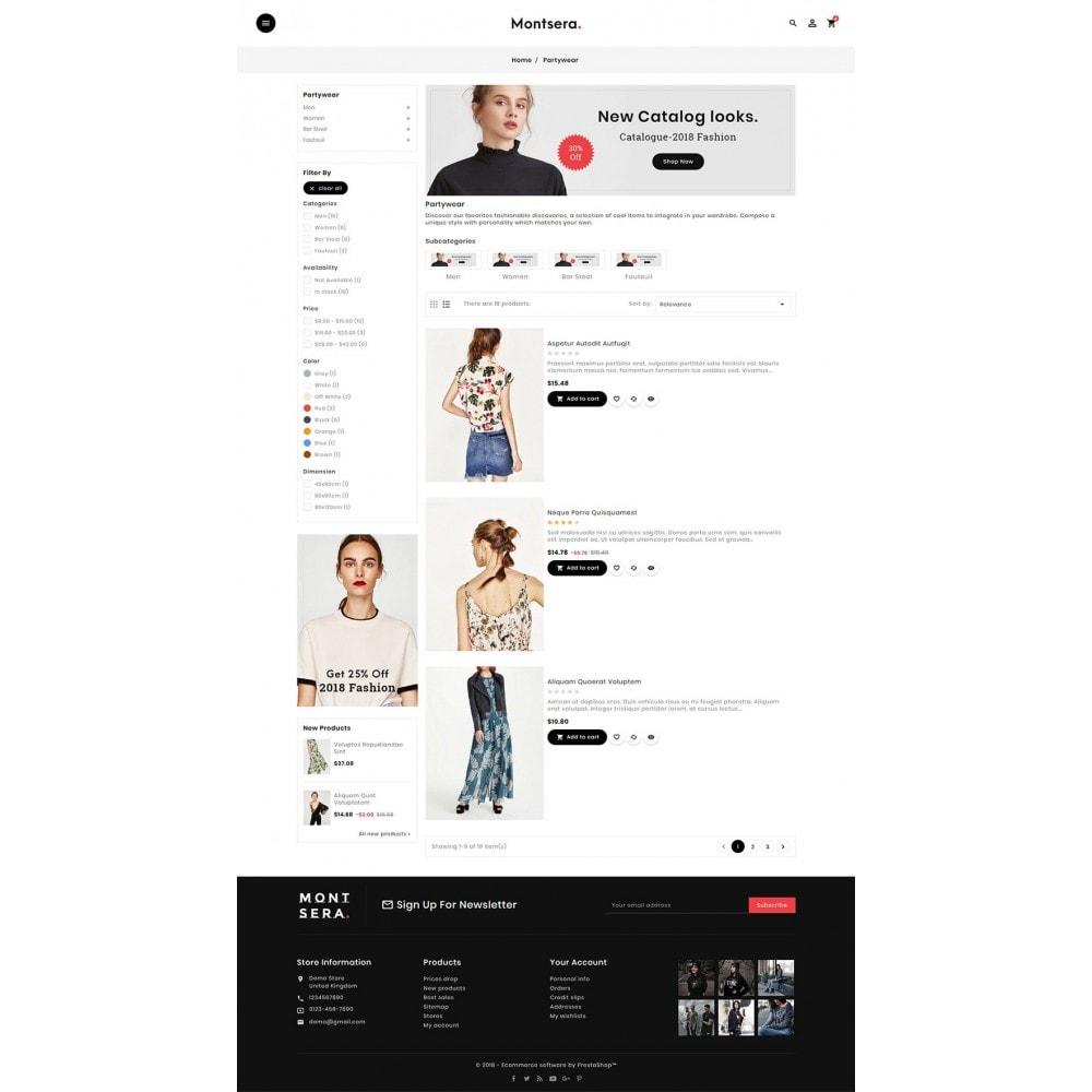 theme - Mode & Chaussures - Monstera Fashion Catalog - 4
