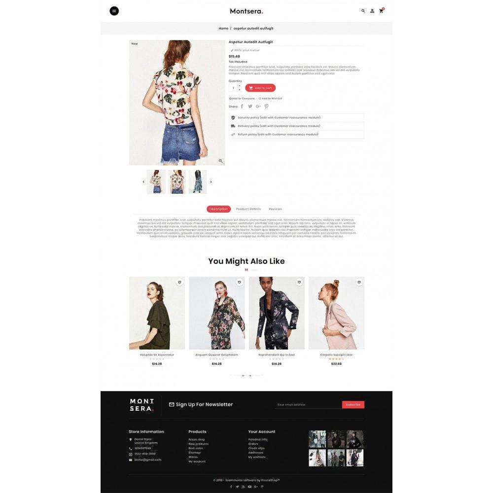 theme - Mode & Chaussures - Monstera Fashion Catalog - 5