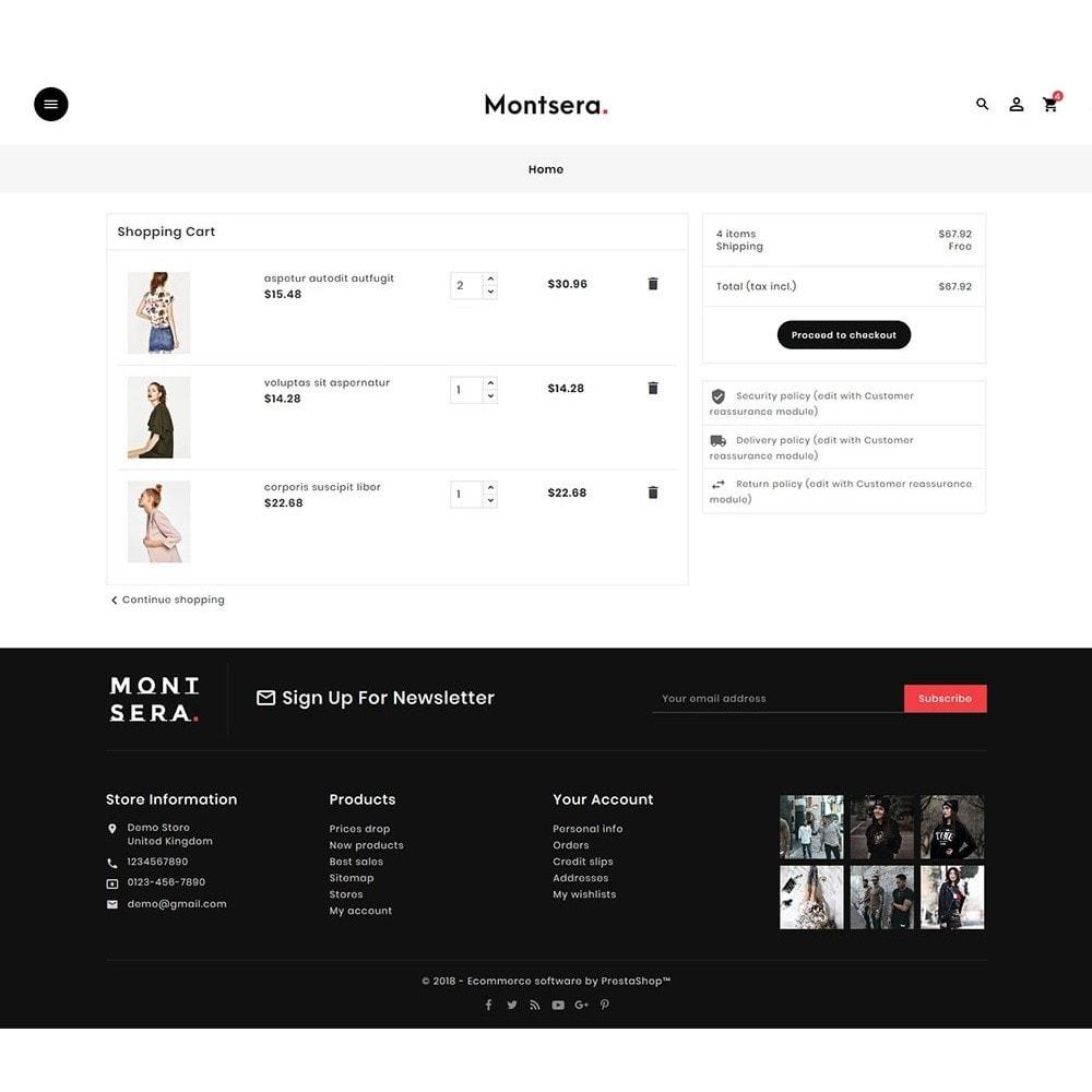 theme - Mode & Chaussures - Monstera Fashion Catalog - 6