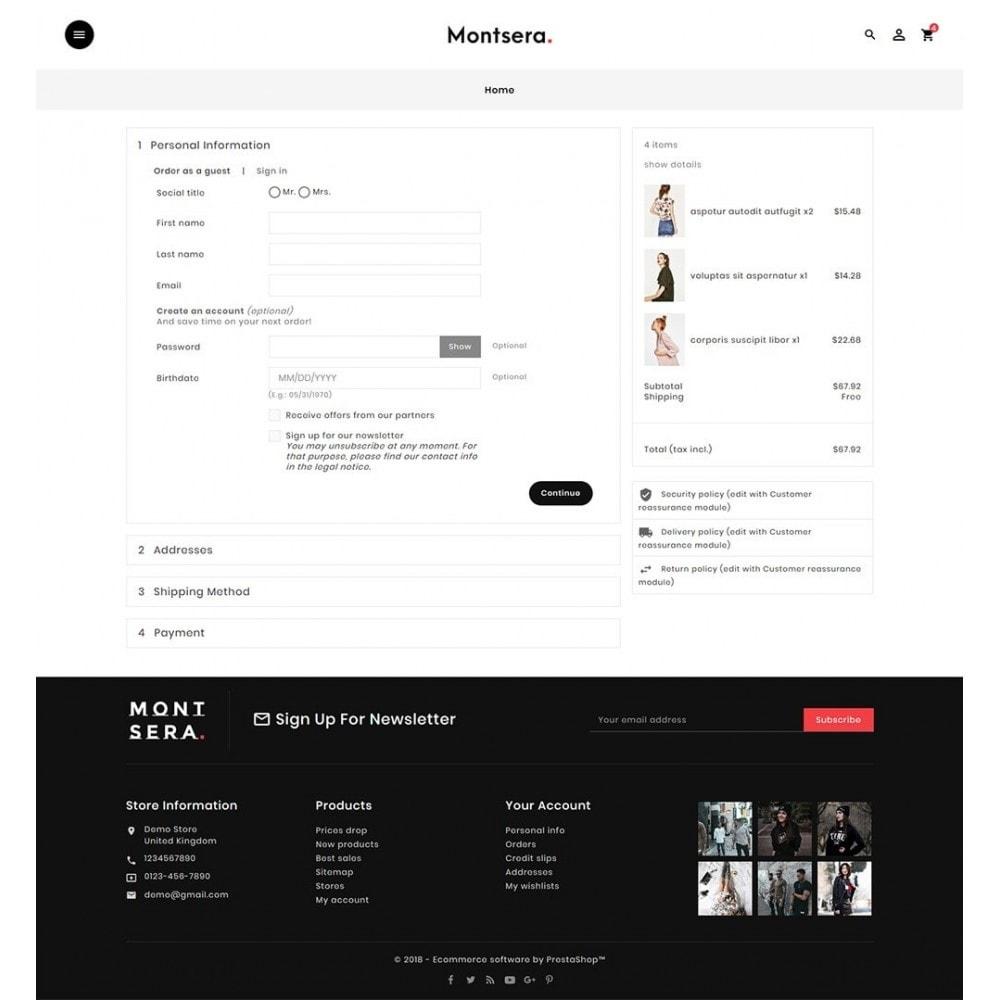 theme - Mode & Chaussures - Monstera Fashion Catalog - 7