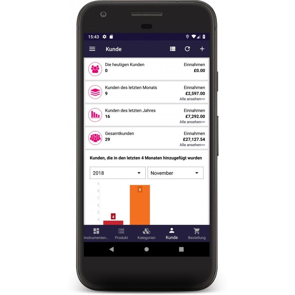 module - Dispositivos móviles - Admin Mobile App - 5